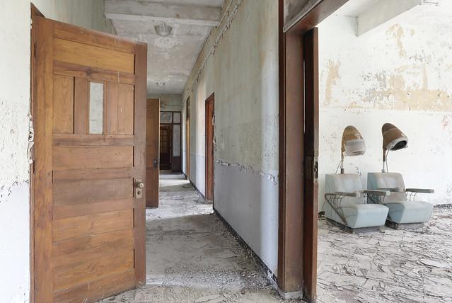 Westborough State Hospital (Demolished)