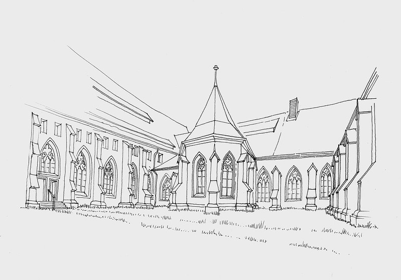 Kloster Walkenried Monastery, Crosscoat
