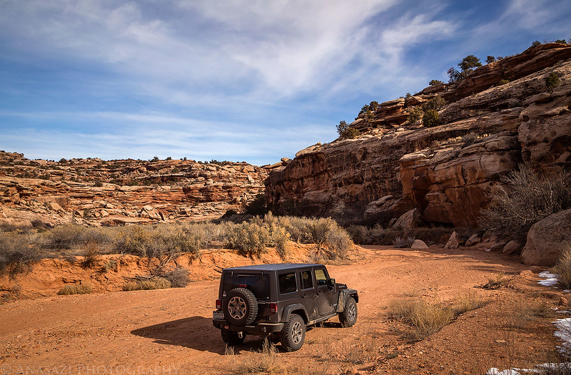 Canyon Jeep