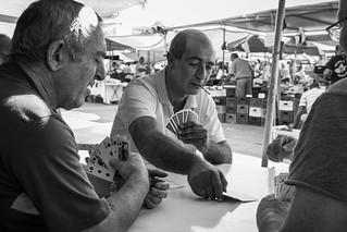 Cyprus Card Players