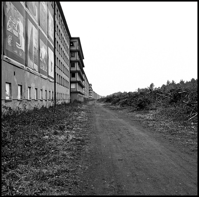 KDF PRORA, FROM EAST POINT