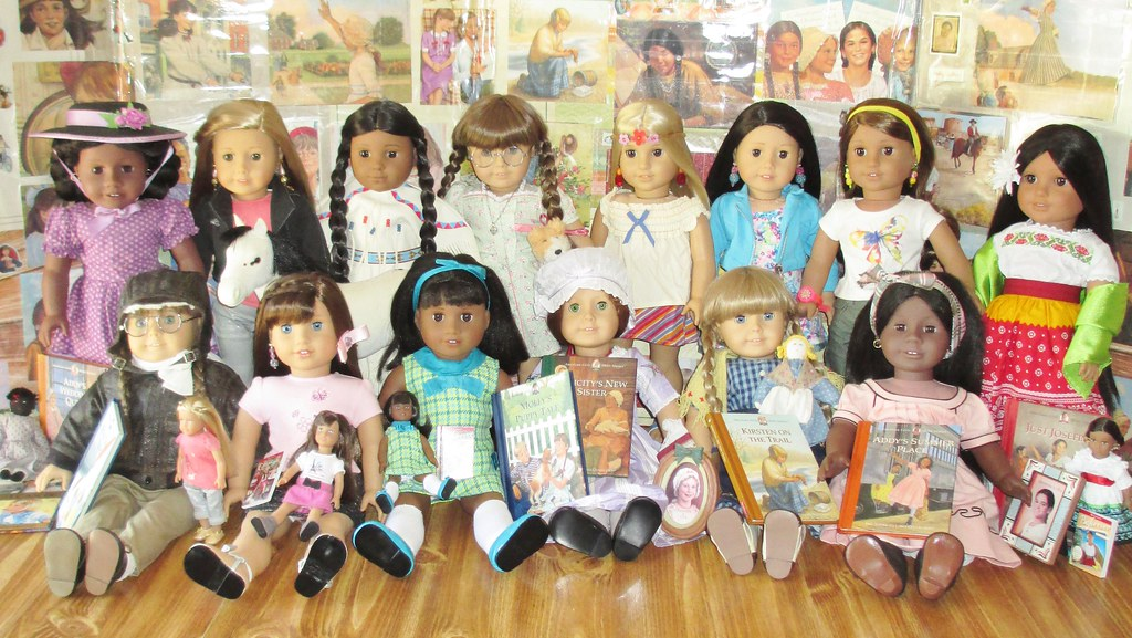 Video: Why I Love American Girl Dolls   This is the next ins…   Flickr