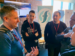 Networking at Serverless Days Cardiff