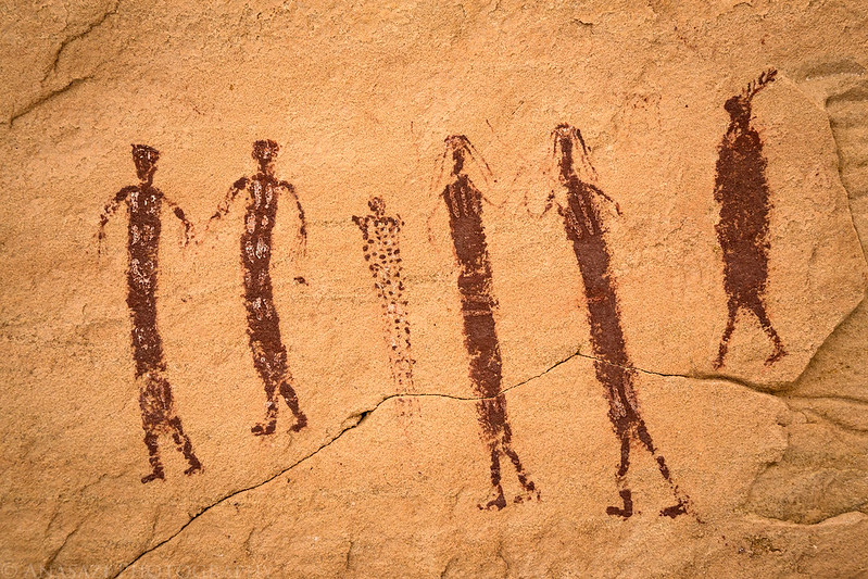 Tiny Detailed Pictographs