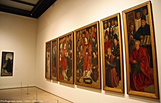 Museu Nacional de Arte Antiga - Lisboa - Portugal