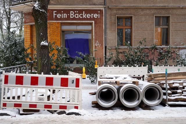 Fein-Bäckerei / Scharnweberstraße / Friedrichshagen / 2017