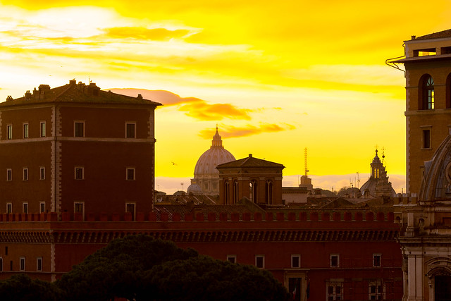The City of Rome, Rome, 2015