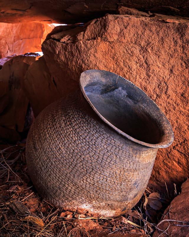Cedar Mesa Pot