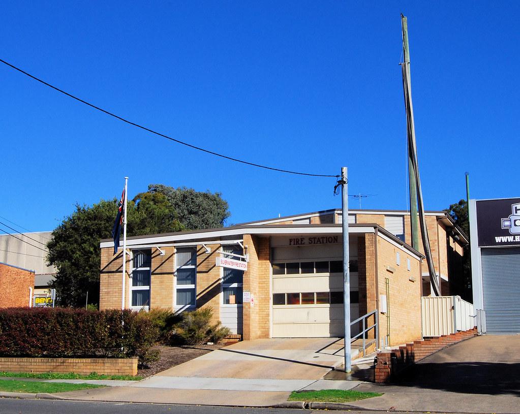 Fire Station, Silverwater, Sydney, NSW.
