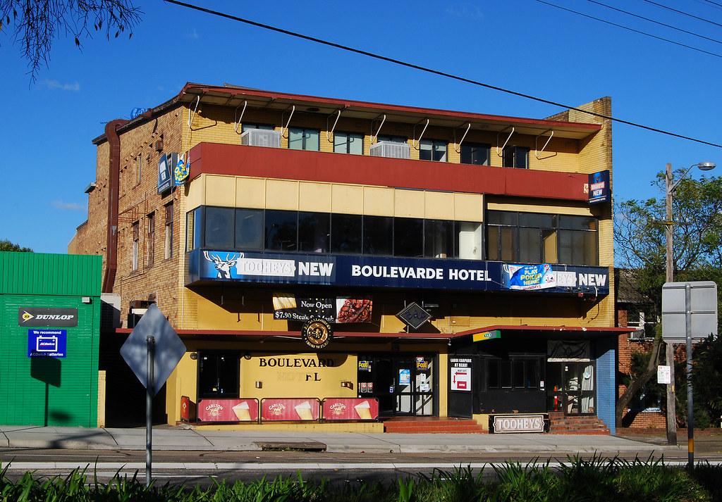 Boulevarde Hotel, Enfield, NSW.