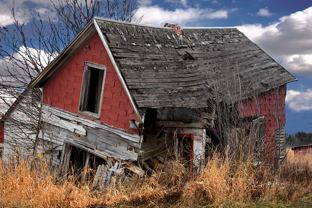 Somebody Lived Here
