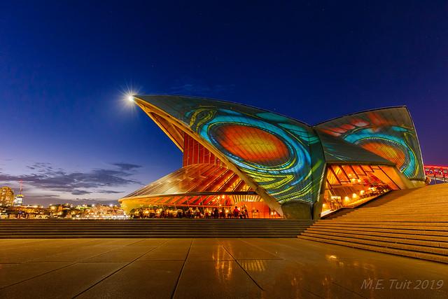 Badu Gili @ Sydney Opera House