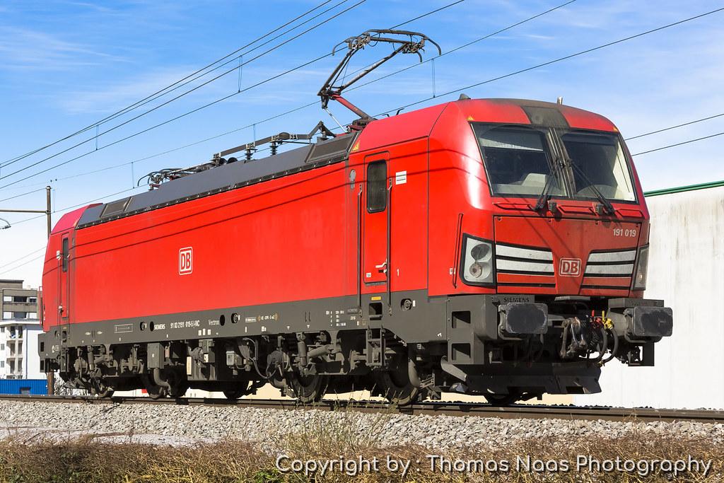 Db cargo italia 191 019 5 railroad db cargo italia for B b italia carugo