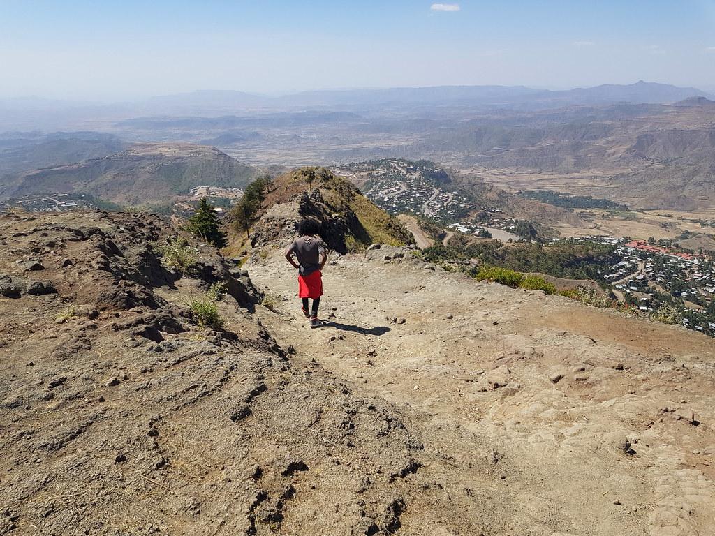 Lalibela trekking, Ethiopia