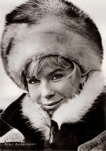 Bibi Andersson (1935-2019)