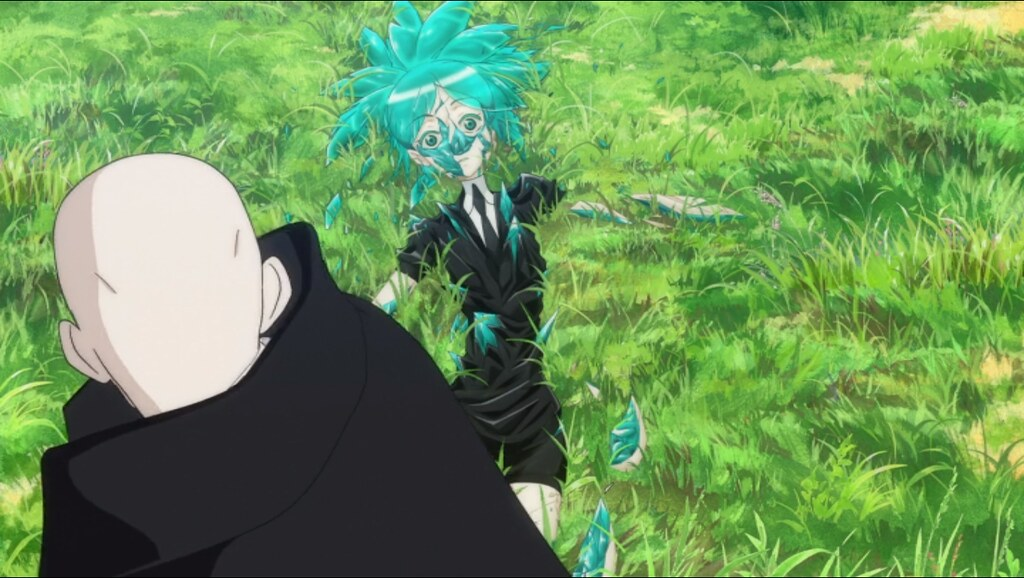 land of the lustrous screen cap 1