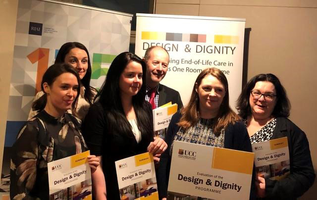 The launch of the review of the Design and Dignity programme.