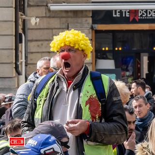 Gilets jaunes, à Dijon - Ils ne désarment pas - Acte 22, à Dijon, le 13 avril © 2019 Charly photos action.jpg | by Charly photos action