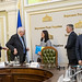 Members of the U.S. Congress meet with Members of Ukrainian Parliament, Verkhovna Rada, Kyiv, April 15, 2019