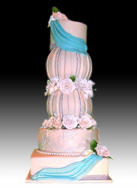 Cake by Artfully Sweet - Orlando, Fl (Custom Cakes)