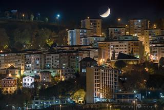 Luna sobre Kobetas | by Juan Ig. Llana