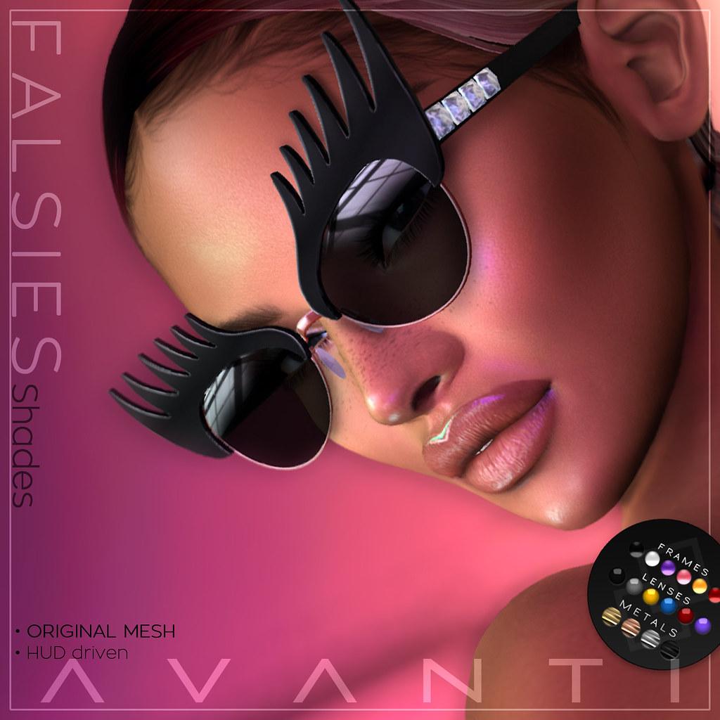 Avanti @ ACCESS Event! - TeleportHub.com Live!