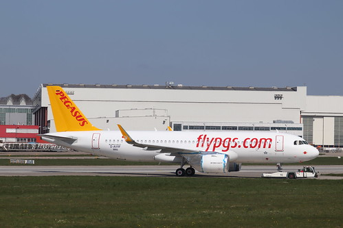 A320neo Pegasus TC-NCB | by XFW-Spotter