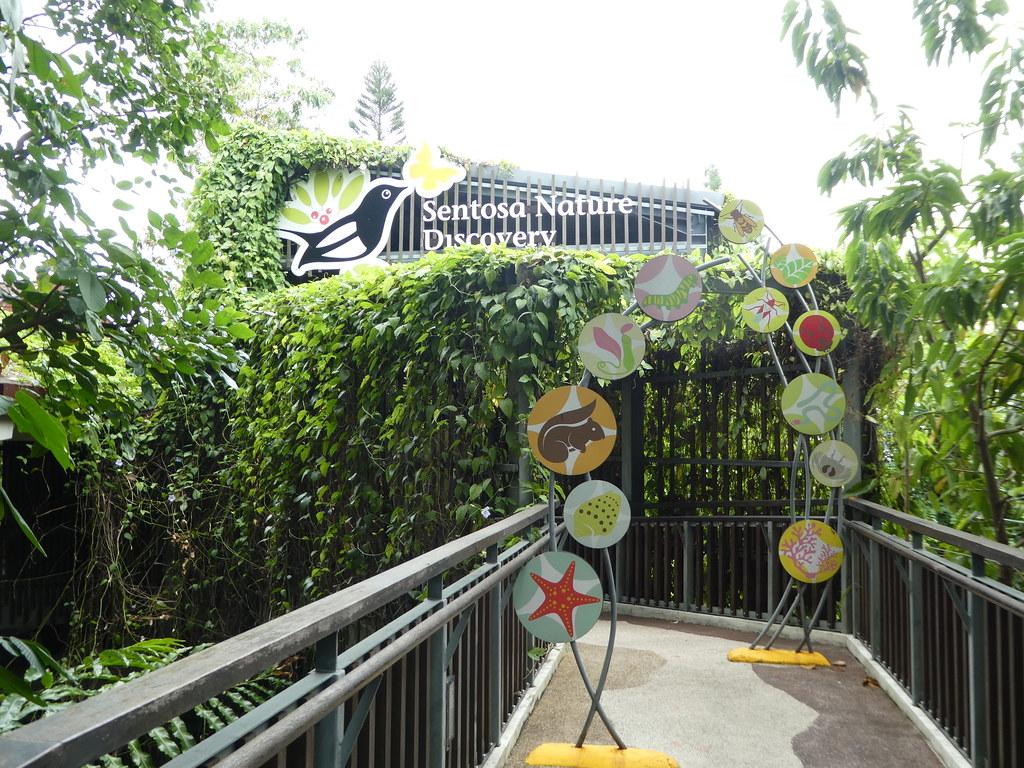 Sentosa Nature Discovery Centre