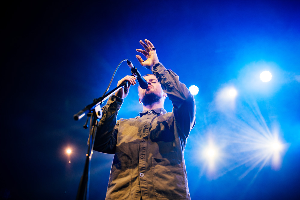 Maverick Sabre @ Electric Brixton 11/04/19