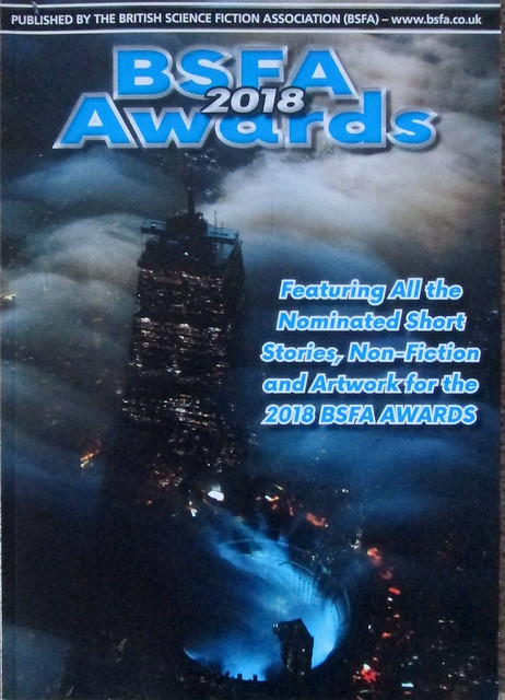 BSFA Awards Booklet for 2019