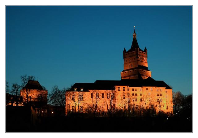 Kleve - Schwanenburg