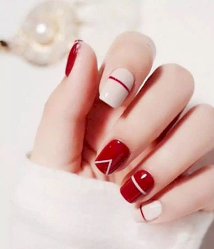 pointed-nail-art-ideas-that-in13 | by eletrawy2