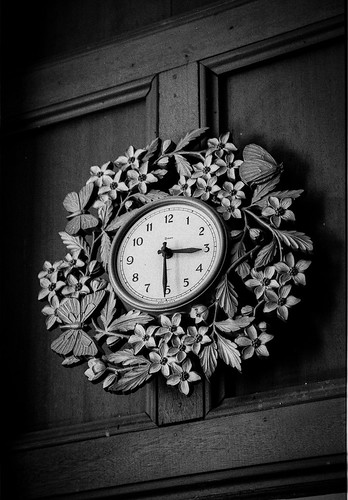 Antique clock | by aurivera.photography