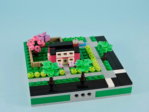 Magenta House (front) | by chbenito