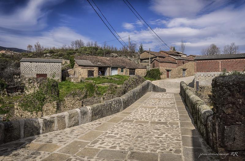 Puente. Cuacos de Yuste (Cáceres)
