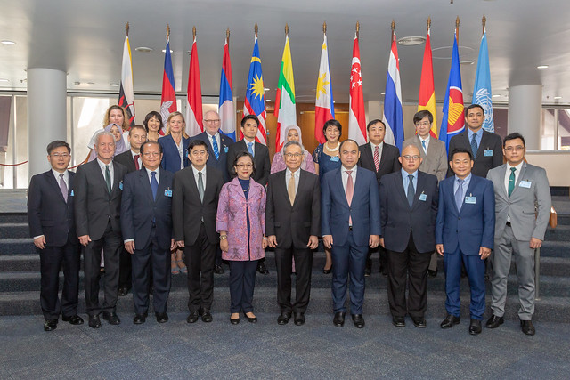 ESCAP & ASEAN