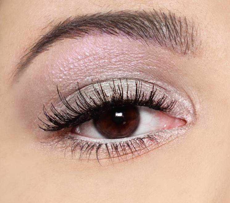 revlon mythical light eye look