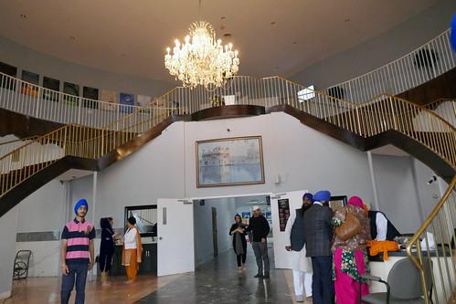 Entrance hall Gurdwara Shaheedgarh Sahib Dundas | by .JCM.