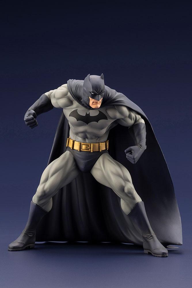 壽屋 ARTFX+ 系列《蝙蝠俠:寂靜》蝙蝠俠 バットマン HUSH