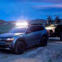 VW Atlas Basecamp Concept shows off official accessories | by Read News