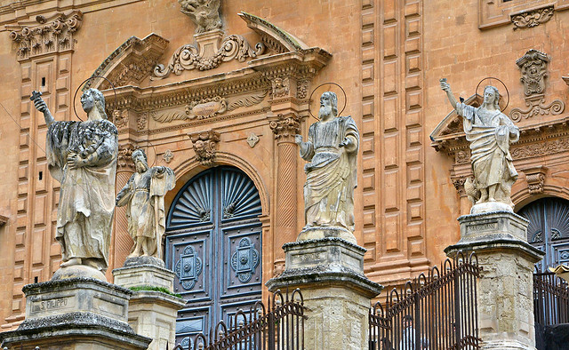 Modica ... Il Duomo di San Pietro