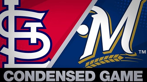 Condensed Game: STL@MIL - 4/15/19 | by 227's YouTube Chili' MLB Spicy' NBA Mix