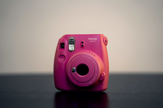Fuji Instax Mini 9 | by Photos By Dlee