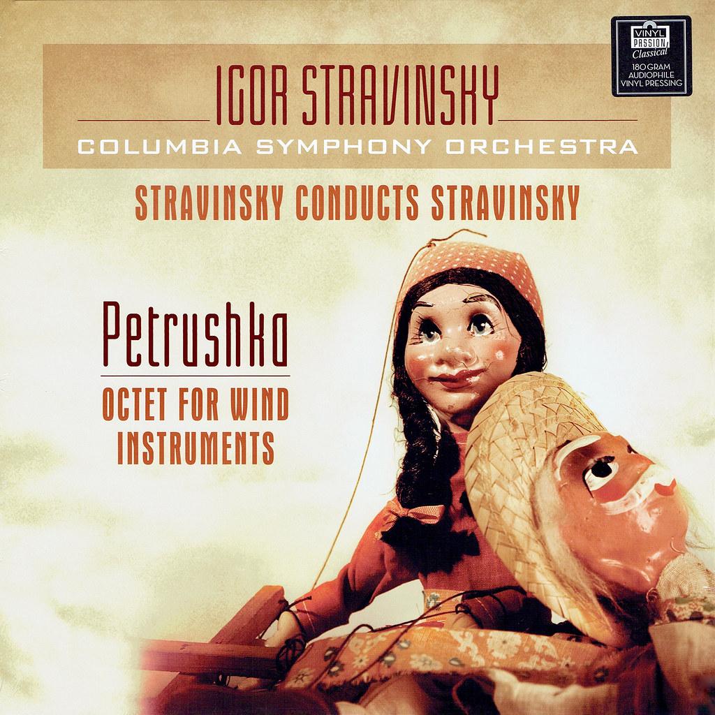 Igor Stravinsky - Petrouchka
