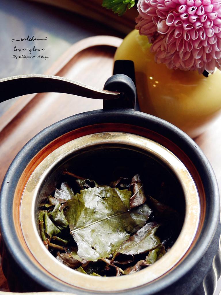 台北東門站老房子日式咖啡館泡茶喝茶氣氛好推薦金錦町 (3)