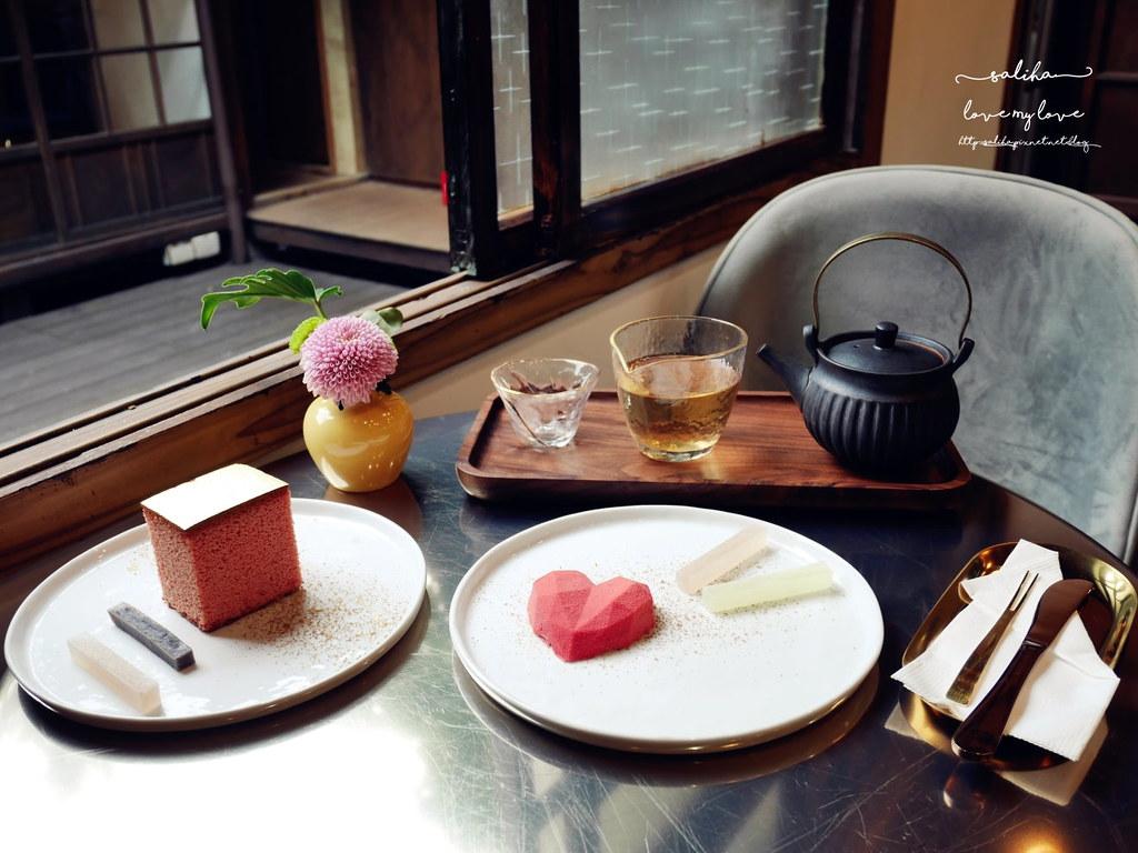 台北東門站古亭站下午茶喝茶推薦伴手禮店金錦町 JinJinDing (1)