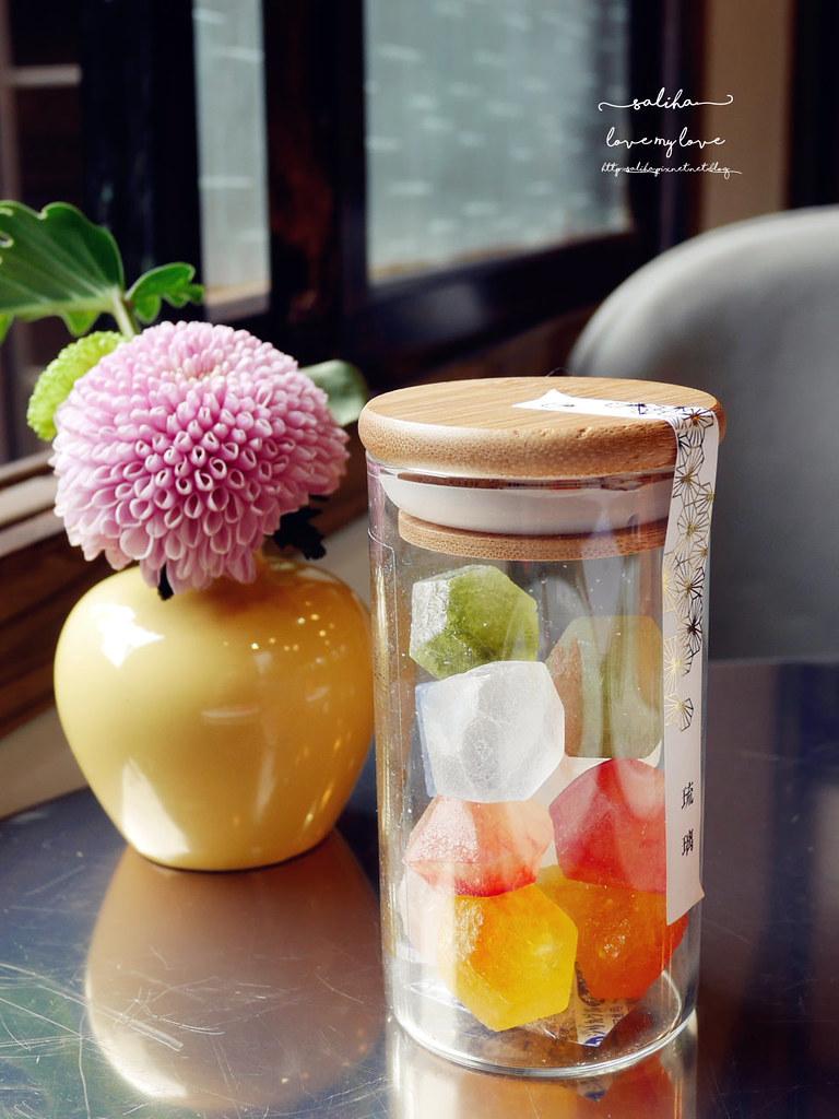 台北伴手禮推薦金錦町琥珀糖好吃精緻甜點 (1)