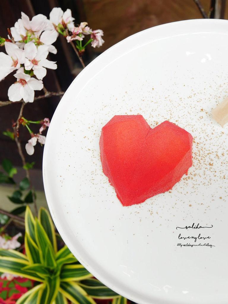 台北老房子情調好浪漫下午茶日式古蹟咖啡廳推薦金錦町夢幻甜點 (3)