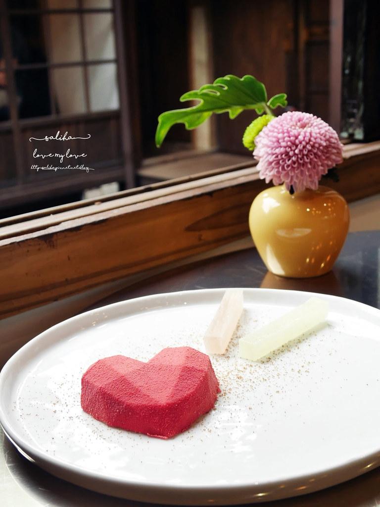台北老房子情調好浪漫下午茶日式古蹟咖啡廳推薦金錦町夢幻甜點 (1)