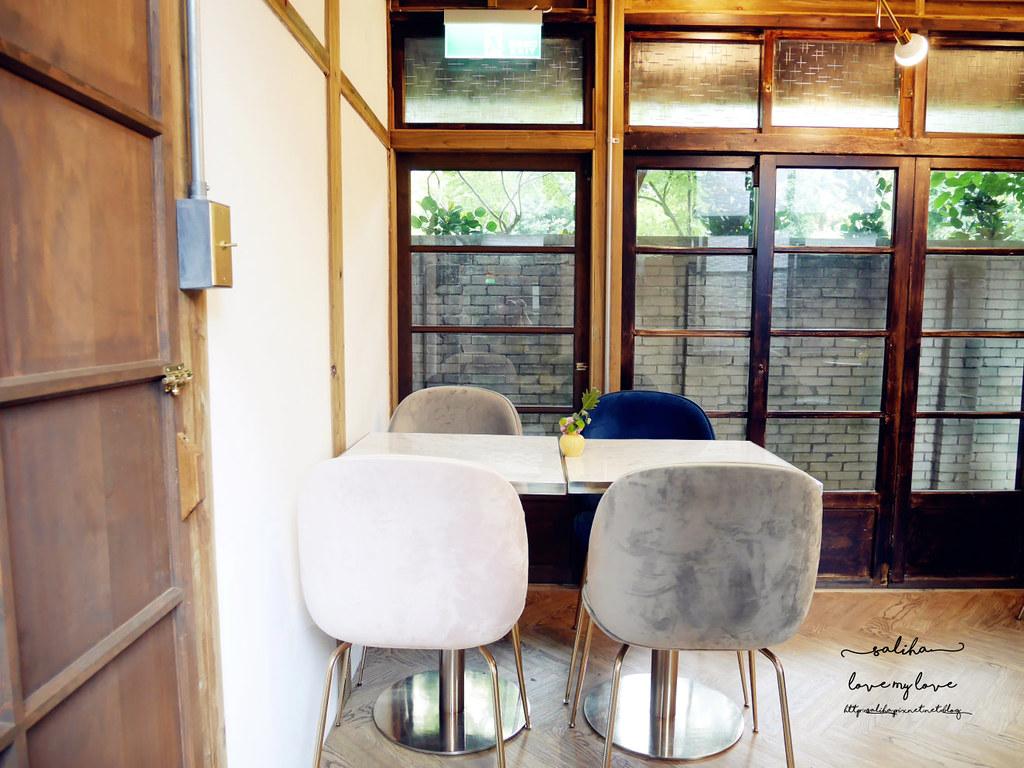 台北大安金華街東門站日式咖啡廳推薦老房子古蹟金錦町 (4)